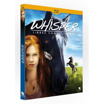 Whisper : Libres comme le vent Blu-Ray