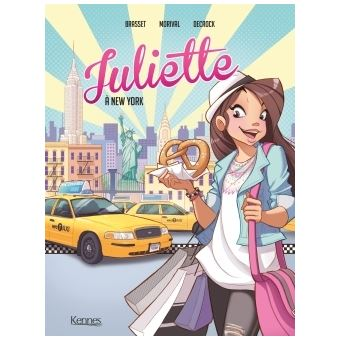 Juliette Tome 01 Juliette A New York Bd