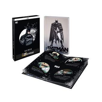 BatmanCoffret Batman 8 films animés Edition Spéciale Fnac Blu-ray