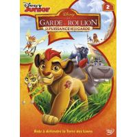 La garde du Roi Lion Volume 2 La puissance de la garde DVD