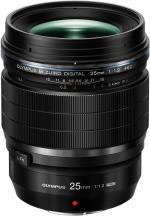 OLYM Objectif hybride Olympus M. Zuiko Digital ED 25 mm f/1.2 ...