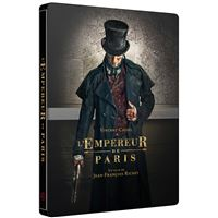 L'Empereur de Paris Steelbook Blu-ray