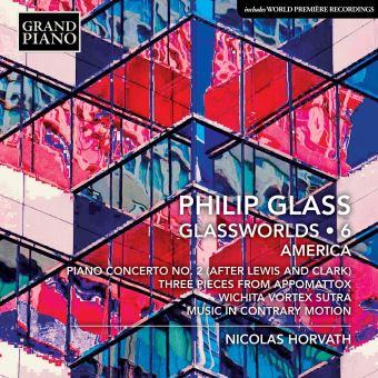 Glassworlds Volume 6 America