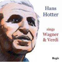 Hans Hotter sings Wagner & Verdi