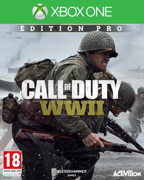 Call of Duty WWII Edition pro Xbox One
