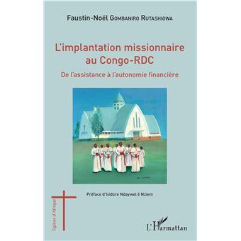 L'implantation missionnaire au congo rdc de l'assistance