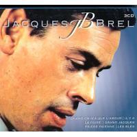 JAQUES BREL/3CD