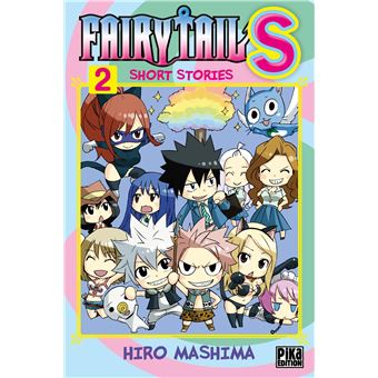 Fairy Tail Tome 02 Fairy Tail S