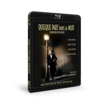 Quelque part dans la nuit Blu-ray
