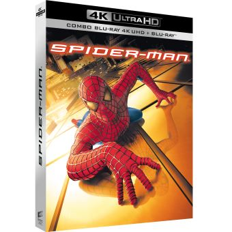 Spider-ManSpider-Man Blu-ray 4K Ultra HD