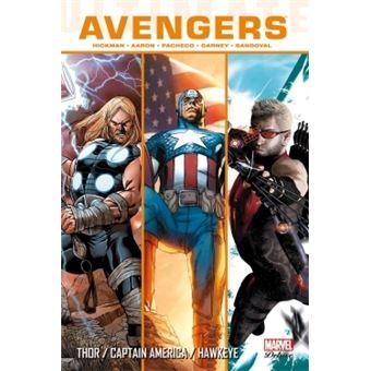 AvengersULTIMATE COMICS : Avengers