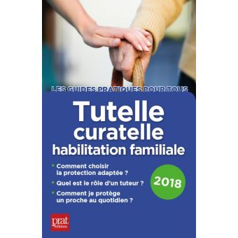 Tutelle Curatelle Habilitation Familiale 2018 Broche