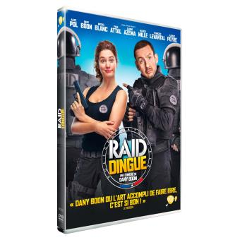 RAID Dingue DVD