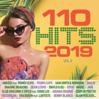 110 Hits 2019 Volume 2 Coffret