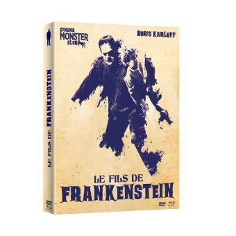 Le fils de Frankenstein Combo Blu-ray + DVD