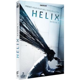 HelixL'intégrale de la Saison 1 DVD