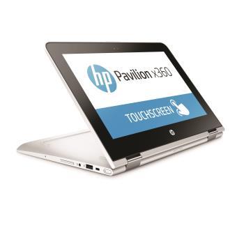 tablette pc hp pavilion 11 u001nf 11 6 tactile pc hybride achat prix fnac. Black Bedroom Furniture Sets. Home Design Ideas