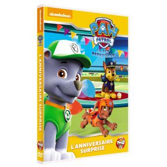 Pat' PatrouillePaw Patrol La Pat'Patrouille Volume 3 Anniversaire Surprise DVD