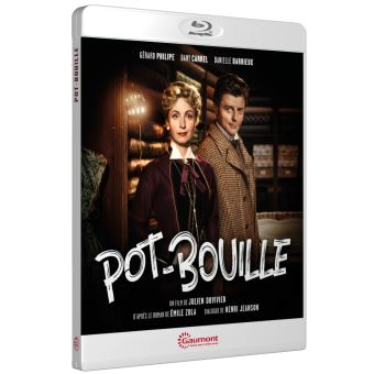 Pot-Bouille Blu-ray