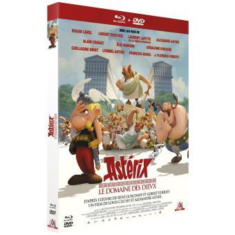 AstérixAstérix : Le domaine des Dieux Blu-ray