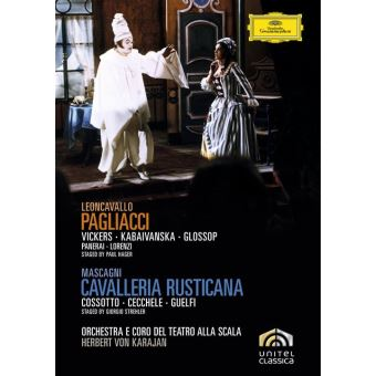CAVALLERIA RUSTICANA/2CD