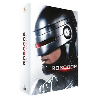 RobocopCoffret Robocop La Trilogie Edition 2014 DVD