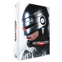 Coffret Robocop La Trilogie Edition 2014 DVD