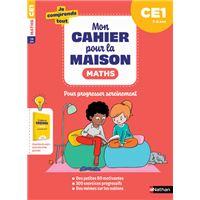 Je comprends tout - Monomatière - Mathématiques - CE1