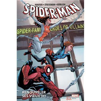Spider-ManRenouveler ses vœux