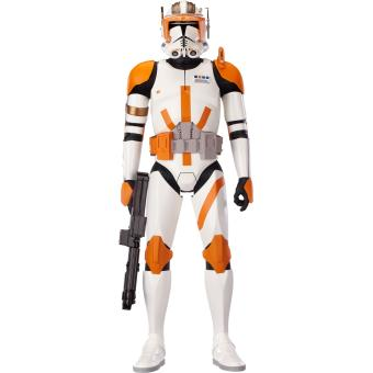 Figurine commandant cody star wars 80 cm grande figurine - Grande figurine star wars ...