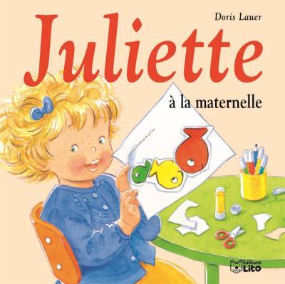 Juliette à la maternelle