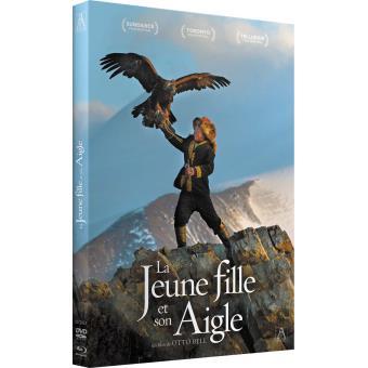 La jeune fille et son aigle Combo Blu-ray DVD