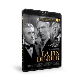 La fin du jour Blu-ray