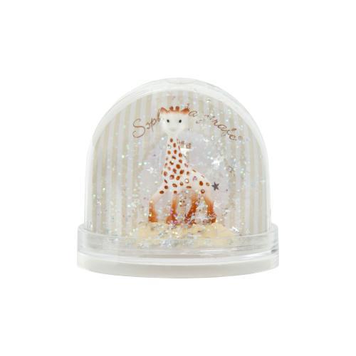 Boule de neige Sophie la Girafe Trousselier