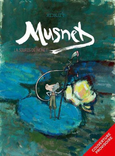 La souris de Monet