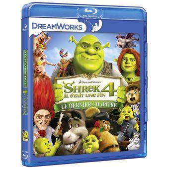 ShrekShrek 4 Il était une fin Le dernier chapitre Blu-ray