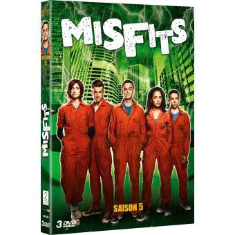 MisfitsCoffret intégral de la Saison 5 - DVD