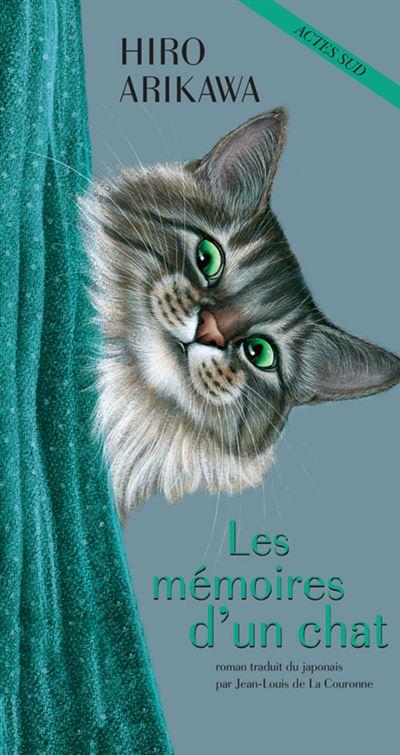"""Résultat de recherche d'images pour """"les mémoires d'un chat"""""""