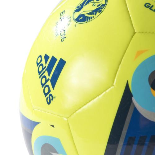 Ballon de football Adidas Glider UEFA EURO 2016™ Jaune