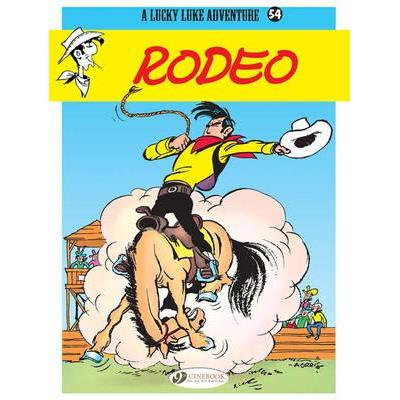 Lucky Luke - tome 54 Rodéo