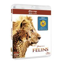 Félins - Blu-Ray - 2 Films