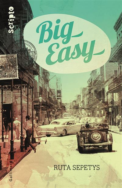"""Résultat de recherche d'images pour """"the big easy book"""""""