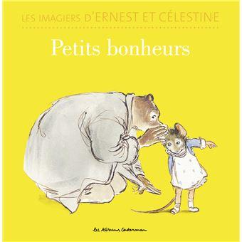 Ernest et CélestineImagier petits bonheurs