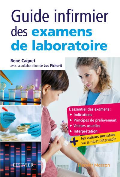 Guide infirmier des examens de laboratoire