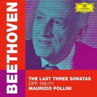 Beethoven: The Last Three Sonatas, Opp. 109-111 - CD