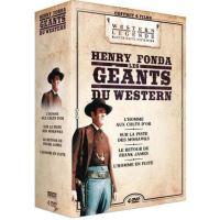 Coffret Henry Fonda DVD