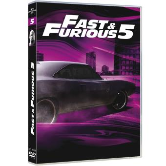 Fast and FuriousFast and Furious 5 DVD