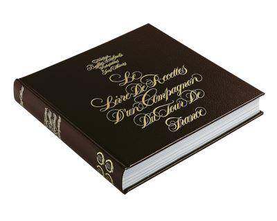 Le livre de recettes d'un compagnon du tour de France, tome 4 - Traiteur, buffets, cocktails