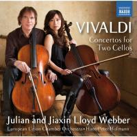 Concerto pour deux violoncelles