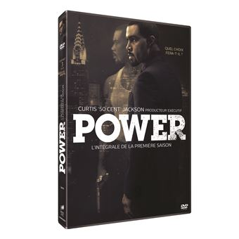PowerPower Saison 1 DVD